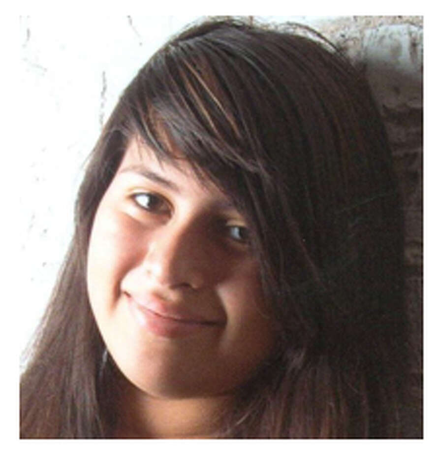 The San Antonio Police Department is searching for Angel Marie Gloria, 15, who reportedly left her home through her bedroom window Dec. 28 after being grounded and has not been seen since. Photo: San Antonio Police Department