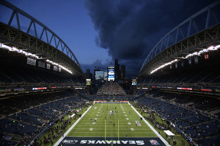 CenturyLink Field is shown before a game between the Seattle Seahawks and New Orleans Saints on Monday, Dec. 2, 2013, at CenturyLink Field in Seattle. Photo: JOSHUA TRUJILLO, SEATTLEPI.COM / SEATTLEPI.COM