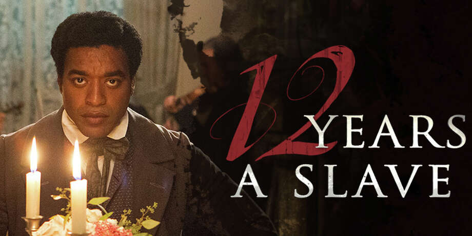 """12 Years a Slave,"" an account of a free black man forced into slavery, is one of the top movies of 2013, according to reviewer Susan Granger. Photo: Contributed Photo / Westport News contributed"