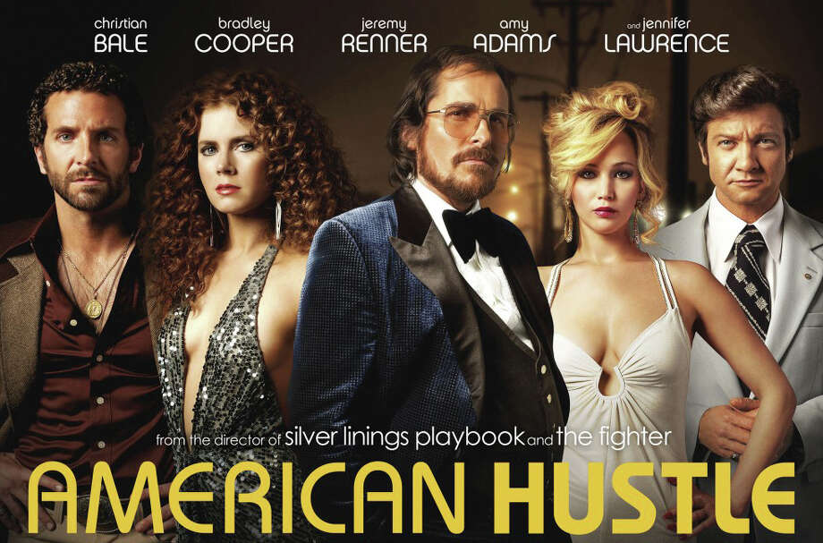 "Best picture""American Hustle"" Photo: Contributed Photo / Westport News contributed"