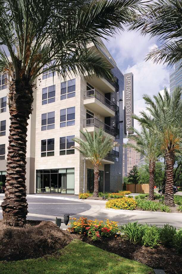 Uptown Post Oak is one of many upscale residential complexes in Uptown. / DirectToArchive
