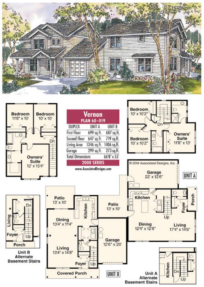Vernon Plan 60-019