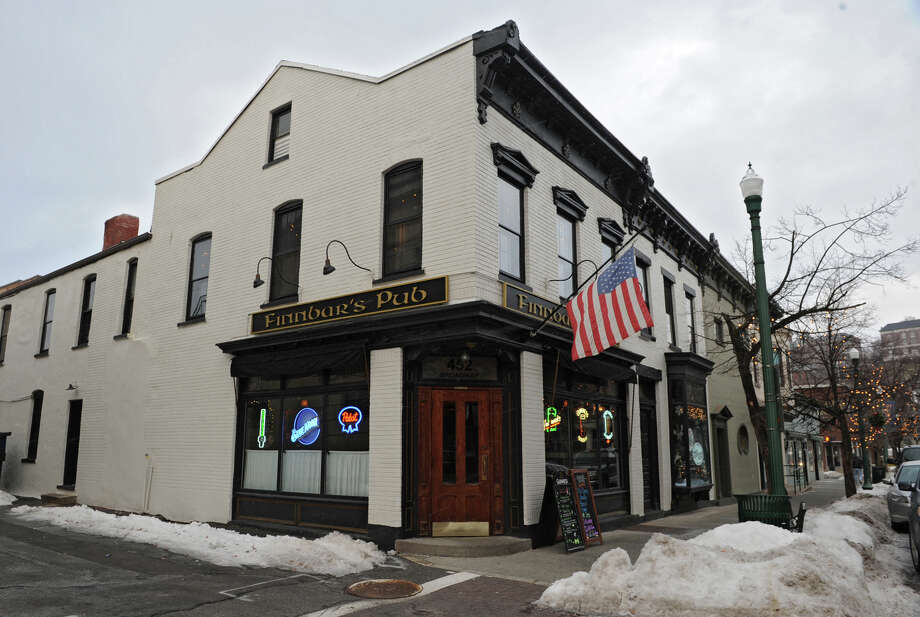 Finnbar's Pub. 452 Broadway, Troy. 518-326-3994. Visit web site. Read our review. Photo: Lori Van Buren / 00025169A