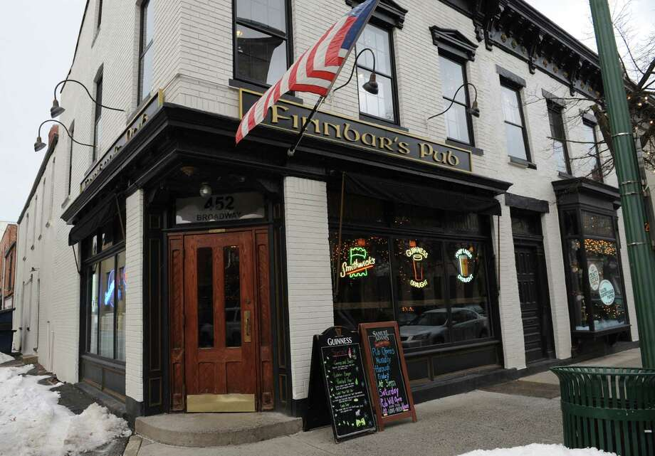 Another good choice for any occasion is Finnbar's Pub, located at 452 Broadway in Troy. Phone: 518-326-3994. Visit Web site. Photo: Lori Van Buren / 00025169A