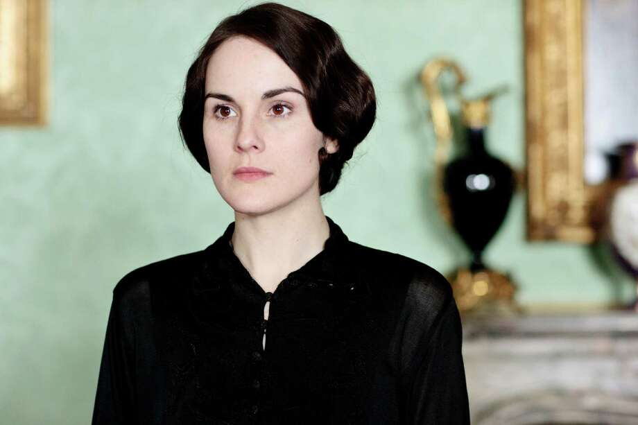 Downton Abbey, Season 4  Premieres Sunday, January 5, 2014 at 9pm ET on PBS  Shown: Michelle Dockery as Lady Mary c. Nick Briggs/Carnival Film & Television Limited 2013 for MASTERPIECE This image may be used only in the direct promotion of MASTERPIECE CLASSIC. No other rights are granted. All rights are reserved. Editorial use only. USE ON THIRD PARTY SITES SUCH AS FACEBOOK AND TWITTER IS NOT ALLOWED.