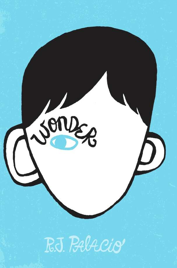 """Wonder"" by R.J. Palacio Photo: Xx"