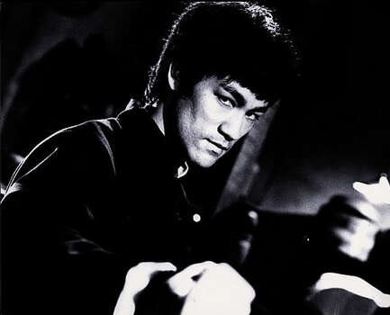 "'The Chinese Connection' - Bruce Lee is a man seeking revenge for the death of his mentor in ""The Chinese Connection."""