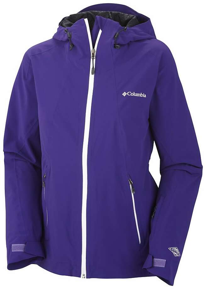 Columbia Millennium Flash Shell jacket. Photo: Columbia Sportswear Company