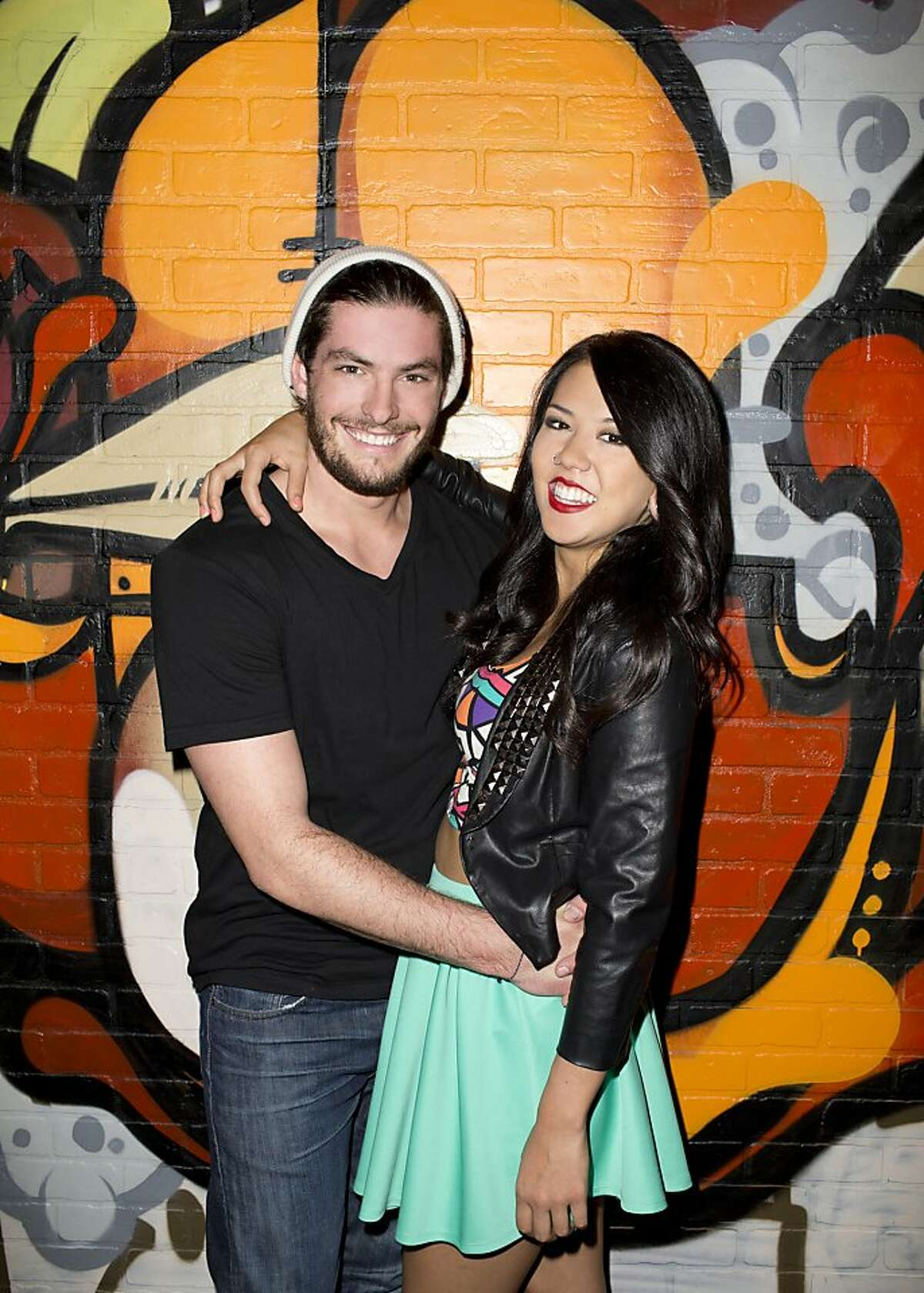 Thomas and Jamie will be in the 29th season premiere of the Real World on MTV is set in San Francisco airing on January 8.