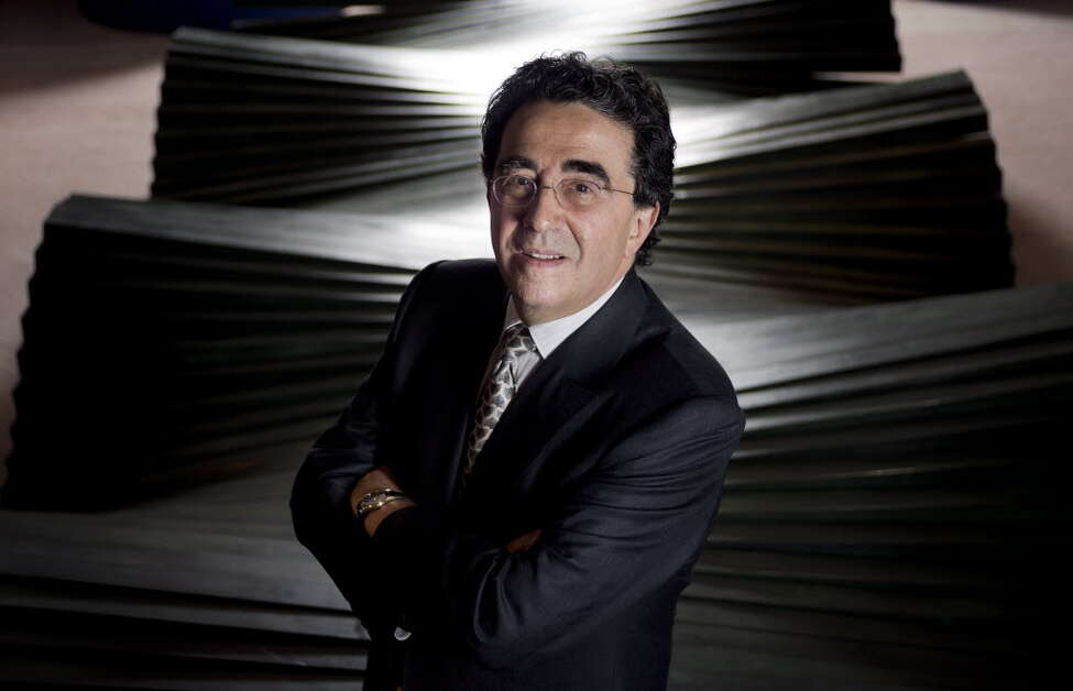 Spanish architect and artist Santiago Calatrava?s work is featured in the Vatican?s new ?Metamorphosis of Space? exhibit. It is the first time the Vatican has organized a show on a living architect and reflects its continued openness to movements in contemporary art. His work on New York?s St. Nicholas Greek Orthodox Church is recognized.
