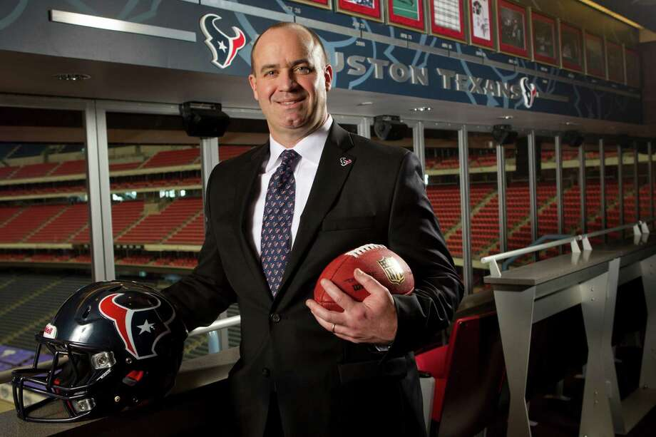 "New coach Bill O'Brien gets his chance to carry the ball - and the Texans - back down a winning road by using an ""adaptable and flexible"" philosophy to get it done. Photo: Brett Coomer, Staff / © 2014  Houston Chronicle"