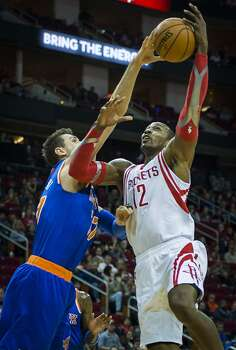 Jan. 3: Rockets 102, Knicks 100  The Rockets knocked the Knicks off for their first win of 2014 thanks to a nice fourth quarter rally.  Record: 22-13 Photo: Smiley N. Pool, Houston Chronicle