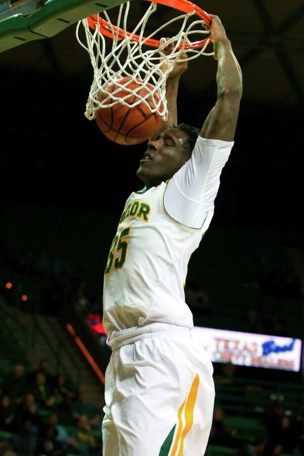 WACO, TX - JANUARY 3: Taurean Prince #35 of the Baylor Bears dunks the ball against the Savannah State Tigers on January 3, 2014 at the Ferrell Center in Waco, Texas.  (Photo by Cooper Neill/Getty Images) ORG XMIT: 185484061 Photo: Cooper Neill / 2014 Getty Images