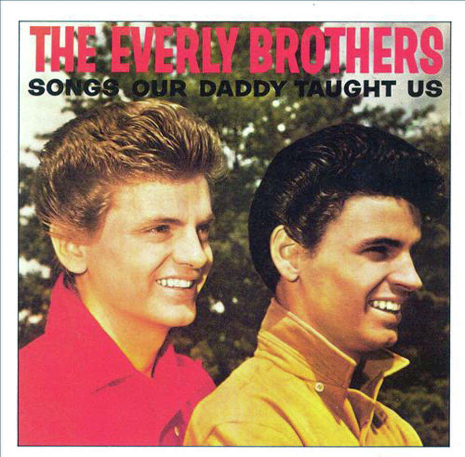 "An undated handout photo of the cover for The Everly Brothers album ""Songs our Daddy Taught Us."" Billie Joe Armstrong teamed up with Norah Jones to record a€œForeverly,a€ a reinterpretation of the 1958 album. (Handout via The New York Times) -- PHOTO MOVED IN ADVANCE AND NOT FOR USE - ONLINE OR IN PRINT - BEFORE NOV. 24, 2013. -- NO SALES; FOR EDITORIAL USE ONLY WITH STORY SLUGGED MUSIC-EVERLY ADV 24 BY PARELES. ALL OTHER USE PROHIBITED. ORG XMIT: XNYT121 Photo: HANDOUT / HANDOUT"