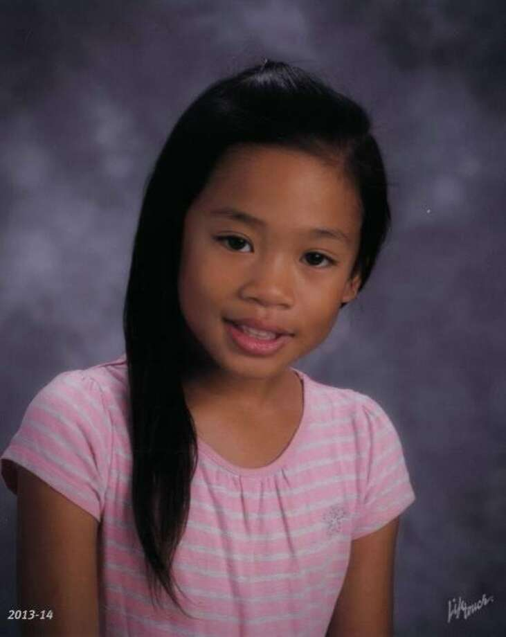 Natalie Calvo, 7, was found safe by Antioch police after she was kidnapped outside her home Friday. Photo: California Highway Patrol