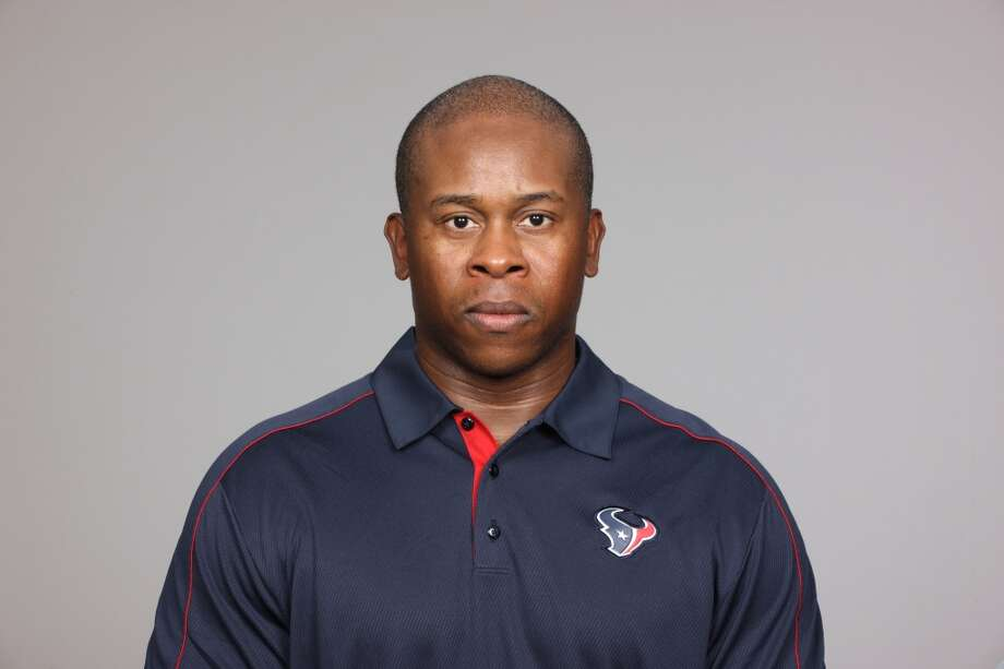 Vance Joseph (secondary coach) Photo: Associated Press
