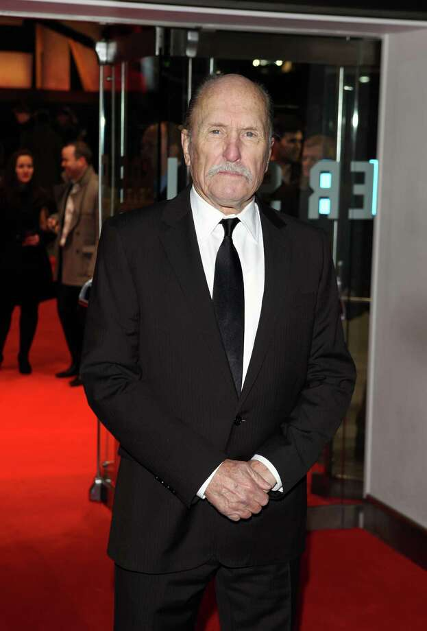 Hollywood  star Robert Duvall seen at the world premiere of Jack Reacher at the Odeon Leicester Square in London on Monday, Dec. 10, 2012. (Photo by Jon Furniss/Invision/AP) Photo: Jon Furniss / Invision