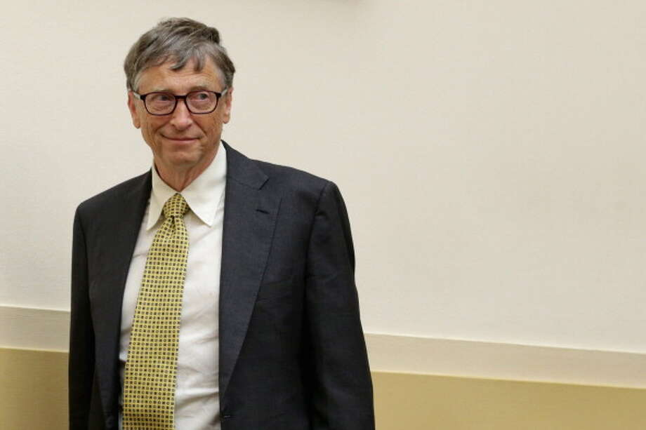 Bill Gates ranks as the 6th most admired man of 2013. He was named by 1 percent of poll respondents. Photo: Chip Somodevilla, Getty Images / 2013 Getty Images