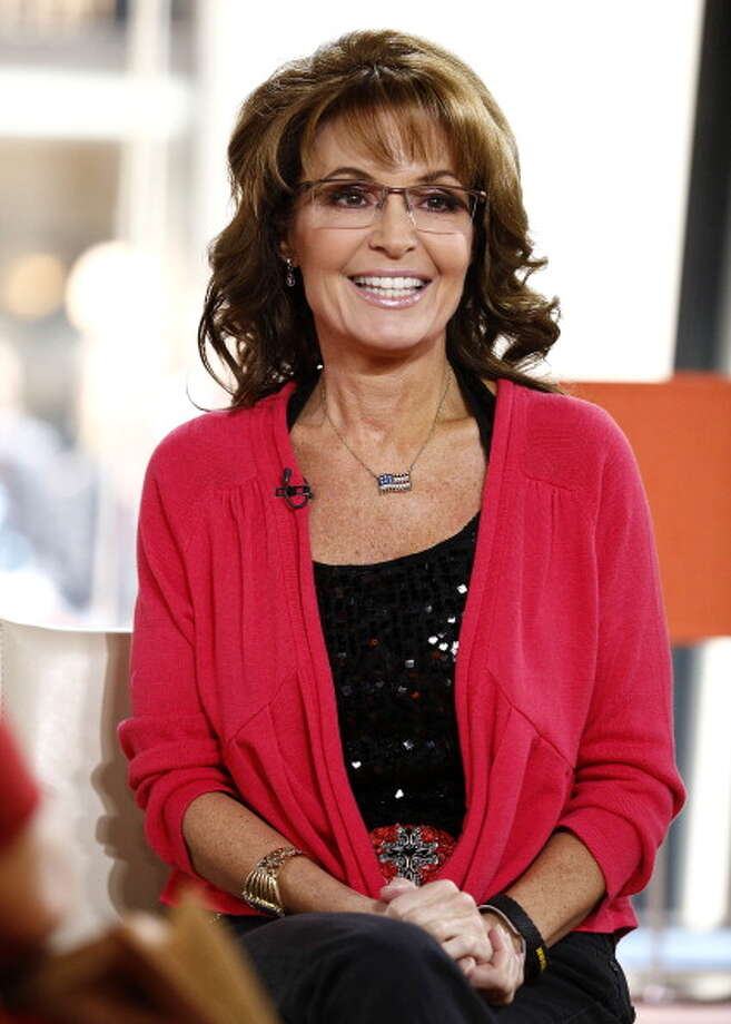 Sarah Palin ranks as the 4th most admired woman of 2013, having been named by 5 percent of poll respondents. Photo: NBC NewsWire, Getty Images / 2013 NBCUniversal Media, LLC.