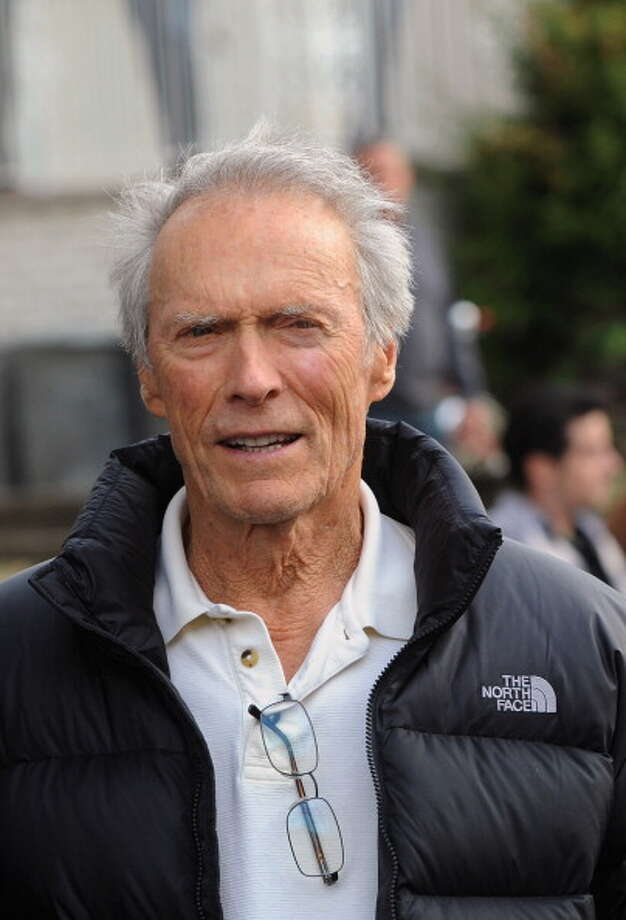 Clint Eastwood ranks as the 7th most admired man of 2013. He was named by 1 percent of respondents. Photo: Bobby Bank, Getty Images / 2013 Bobby Bank