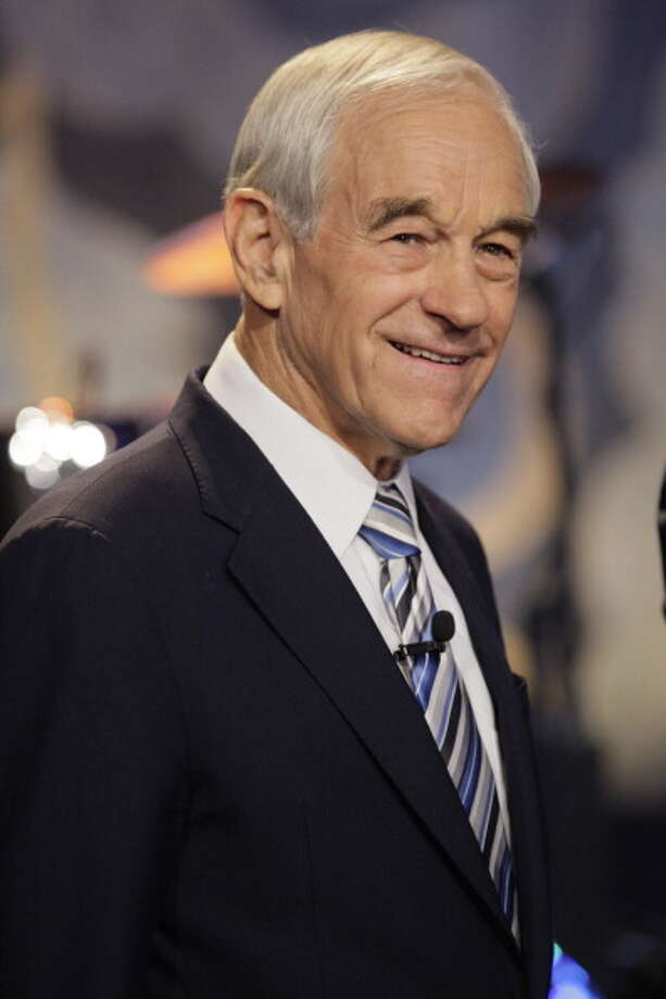 Ron Paul ranks as the 8th most admired man of 2013. He was named by 1 percent of poll respondents. Photo: NBC, Getty Images / 2013 NBCUniversal Media, LLC