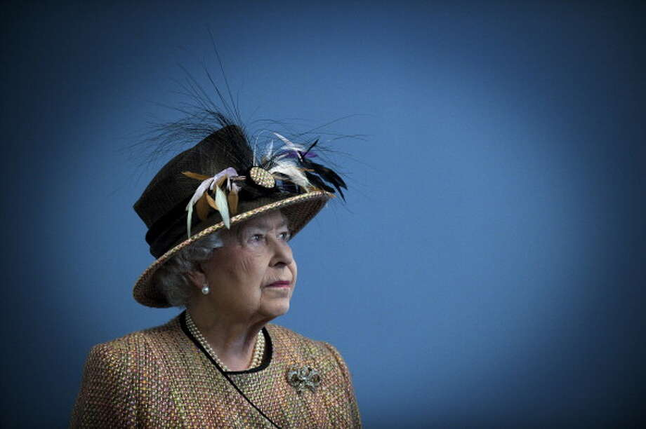 Queen Elizabeth II comes in as the 10th most admired woman of 2013, having been named by 1 percent of respondents. This is the 46th appearance in the top 10 for the British monarch. Photo: WPA Pool, Getty Images / 2012 Getty Images