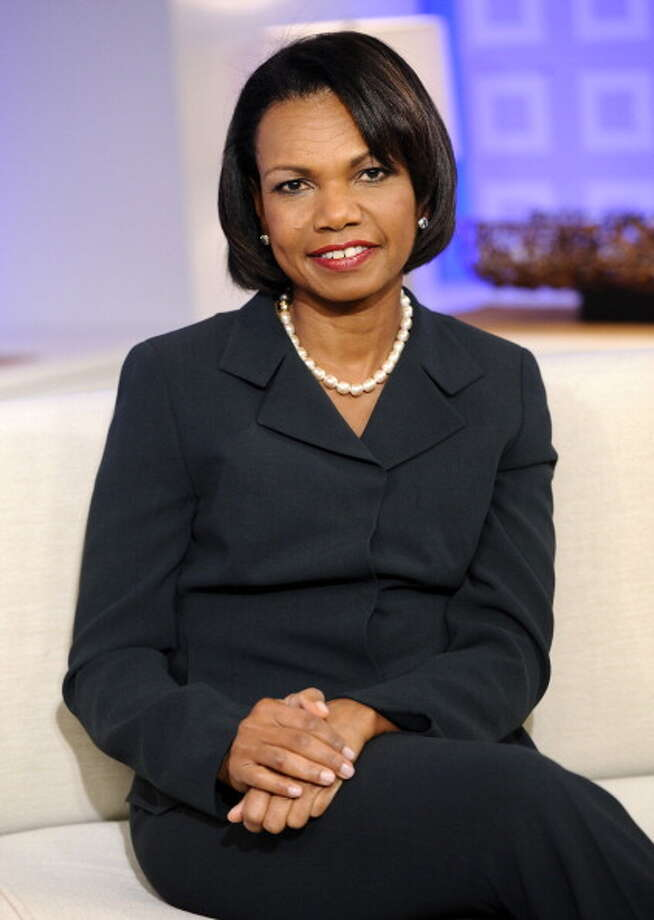Condoleezza Rice is the 6th most admired woman of 2013, having been named by 2 percent of poll respondents. Photo: NBC NewsWire, Getty Images / 2012 NBCUniversal, Inc.