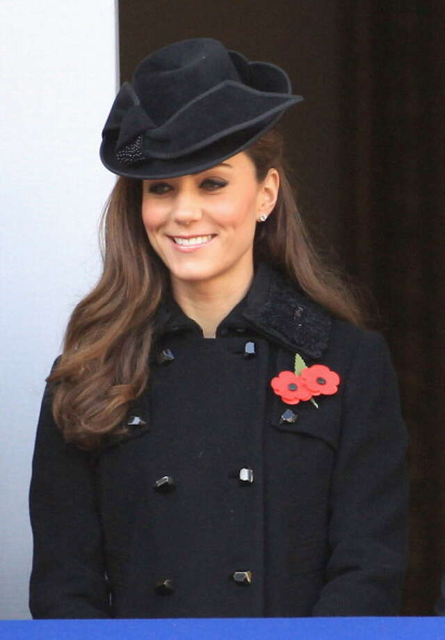 Catherine, Duchess of Cambridge, comes in as the 9th most admired woman of 2013. She was named by 1 percent of poll respondents. Photo: Chris Jackson, Getty Images / 2011 Getty Images