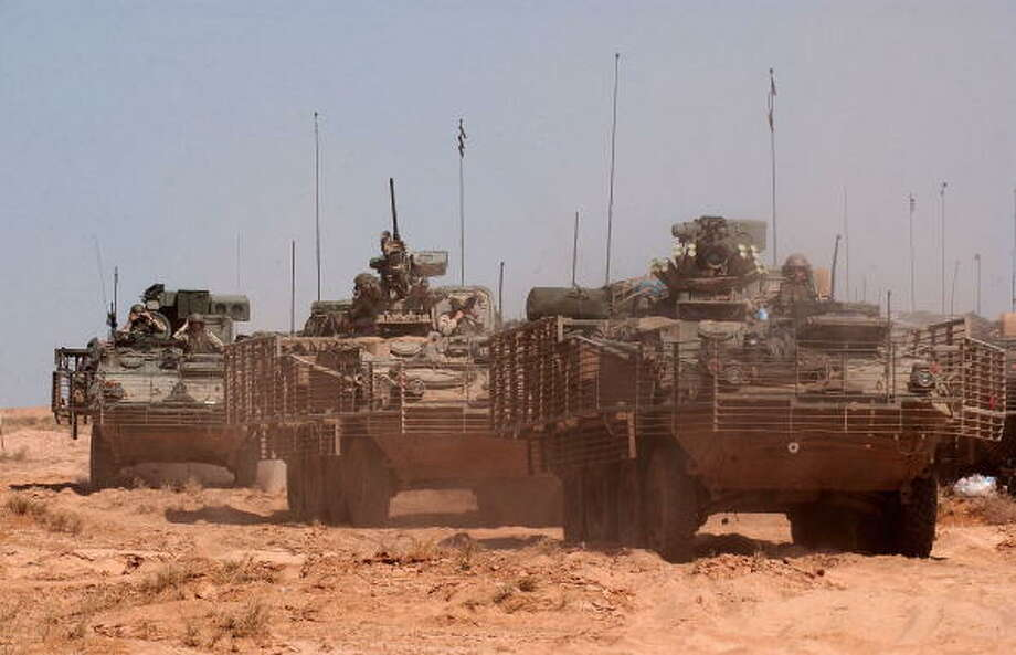 IAV Stryker