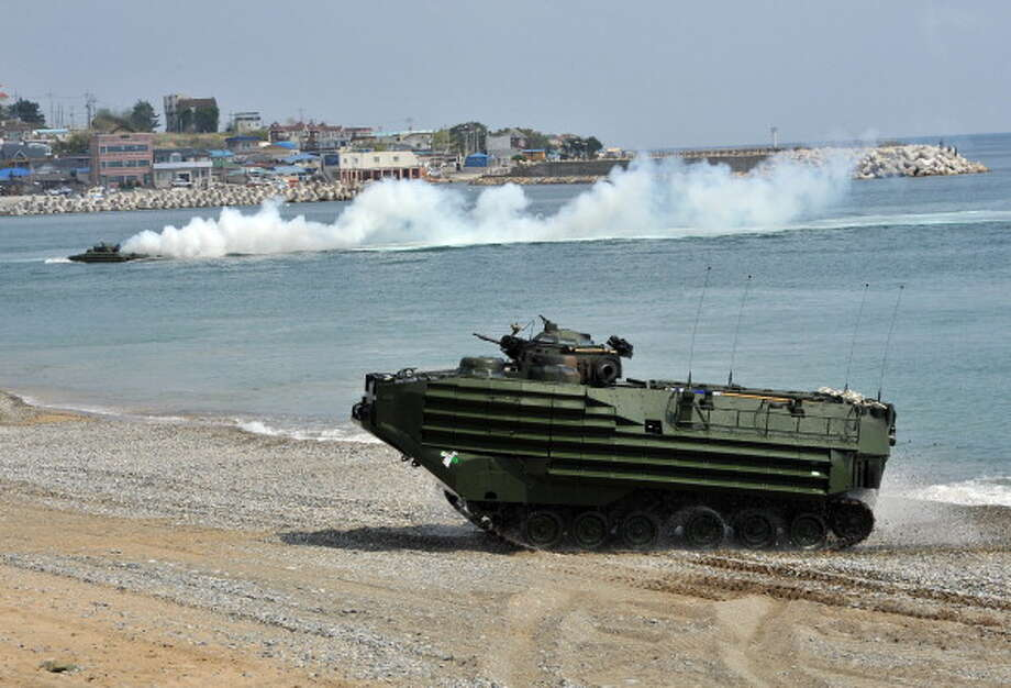 AAV-7A1 Assault Amphibious Vehicle