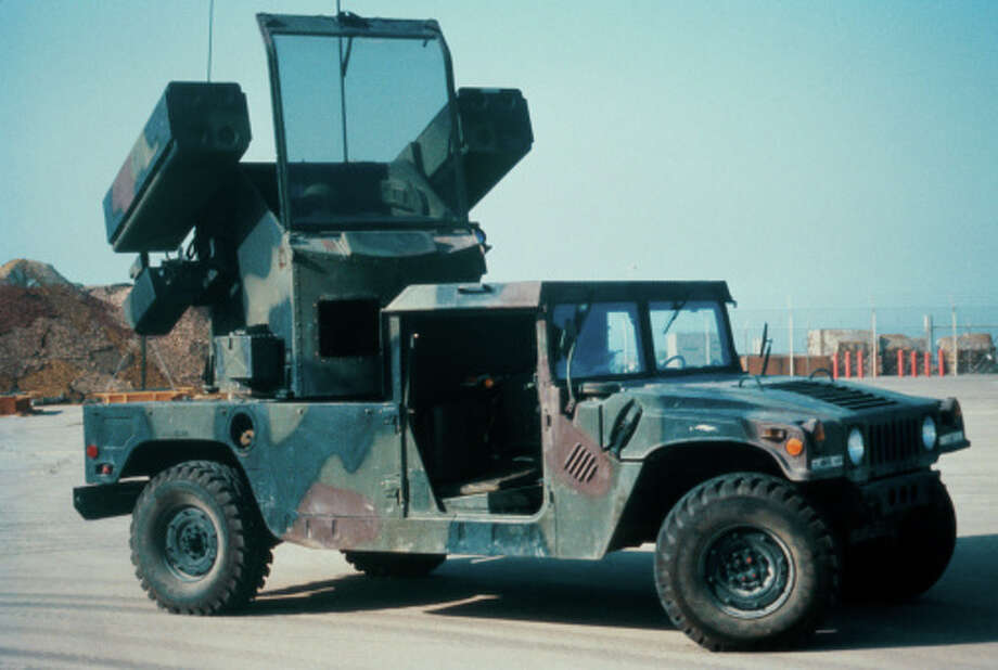 AN/TWQ-1 Avenger 