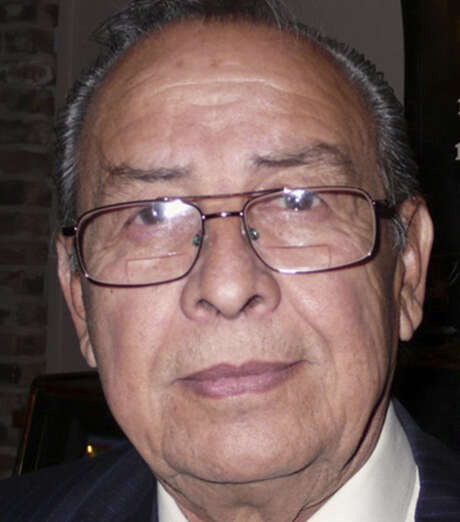 Ray Madrigal, 71, of Corpus Christi is a candidate for governor in the March 4 Democratic primary. Madrigal, a former Raza Unida party member, is a part-time judge in Seadrift. Photo: JOHN W. GONZALEZ, San Antonio Express-News / San Antonio Express-News