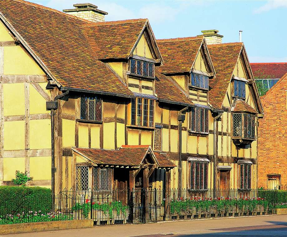 Stratford upon Avon, the birthplace of William Shakespeare, is expected to draw additional visitors April 26-27 with special events in honor of the 450th anniversary of his birth. Photo: Courtesy VisitEngland.com