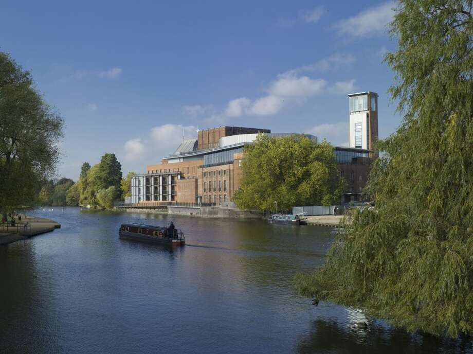The Royal Shakespeare Company, whose new main theater (pictured) opened in November 2011 after a $200-million-plus renovation, will participate in the Stratford upon Avon Arts Festival May 22-June 1, 2014. Photo: Courtesy VisitEngland.com