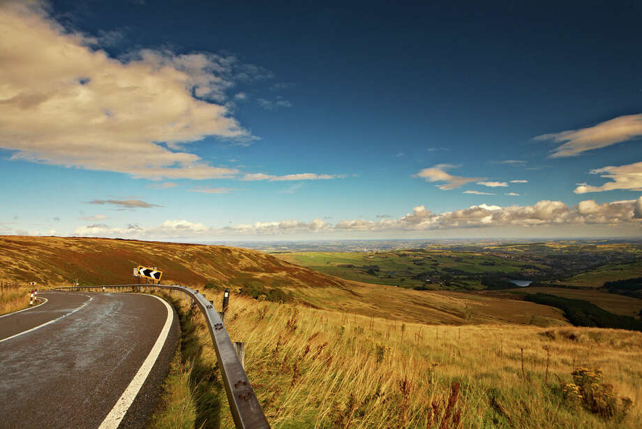 Cycling fans and cyclists are expected to throng the Yorkshire countryside that will be featured in the 2014 Tour de France. Photo: Courtesy VisitEngland.com