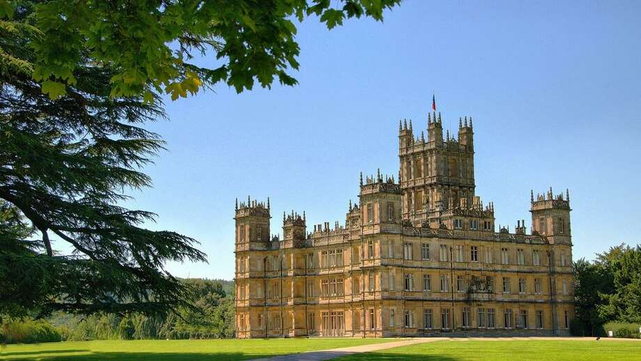 "Highclere Castle  (pictured) continues to be the centerpiece of ""Downton Abbey""-inspired tourism, such as Zicasso's customizable seven-day tours, which depart July 18-Aug. 22, 2014, and include prebooked tickets to the castle for up to six travelers per tour. Other  locations on the tours,  which  start at a regal $4,500 a person, are depicted in the following photos. Photo: Courtesy Zicasso, Zen Whisk / Flickr"