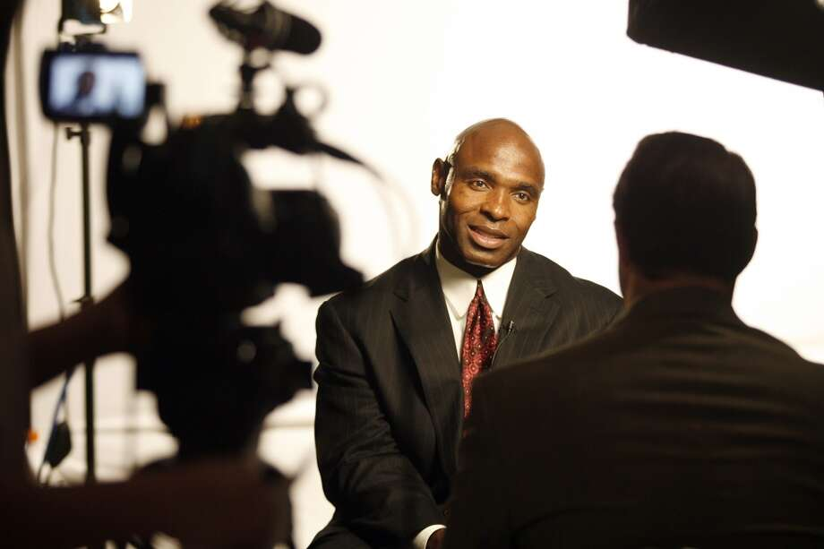 Strong is the first black coach of a men's sport in UT history. Photo: Stew Milne, Associated Press