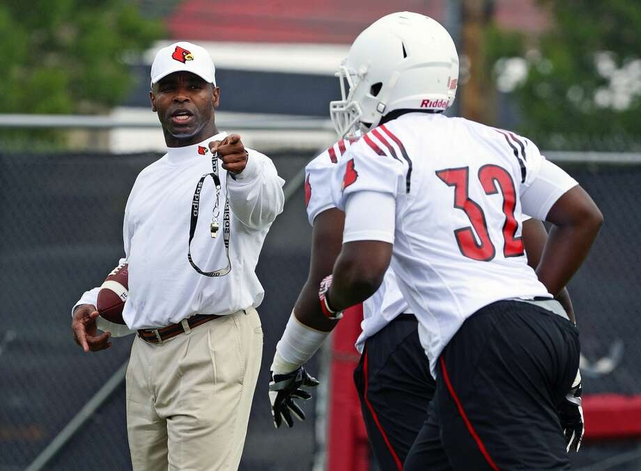 Strong is considered by many as one of the top recruiters in the country. Photo: Timothy D. Easley, Associated Press