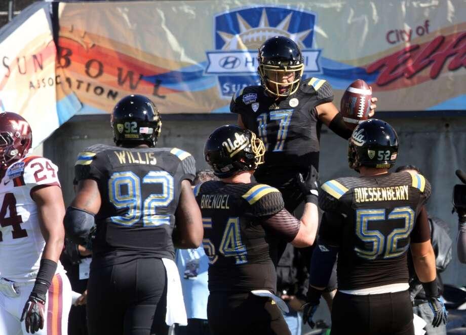 Sept. 13 - UCLA at AT&T Stadium, Arlington. Time - TBA Photo: Victor Calzada, Associated Press