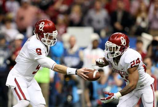 Oct. 11 - Oklahoma at Cotton Bowl. Time - TBA Photo: Sean Gardner, Getty Images
