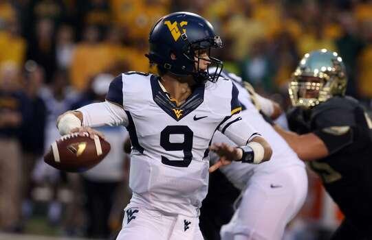 Nov. 8 - West Virginia at Darrell K. Royal Stadium. Time -TBA Photo: Rod Aydelotte, Associated Press