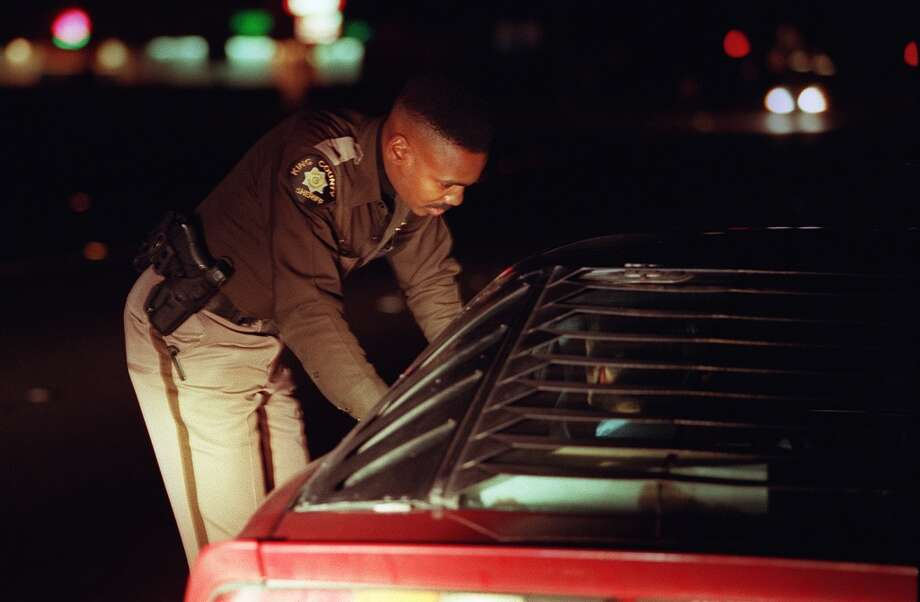 A judge in southwestern Washington has been charged with driving under the influence, and he has agreed to not hear any DUI cases until his case is resolved. Photo: GILBERT W. ARIAS