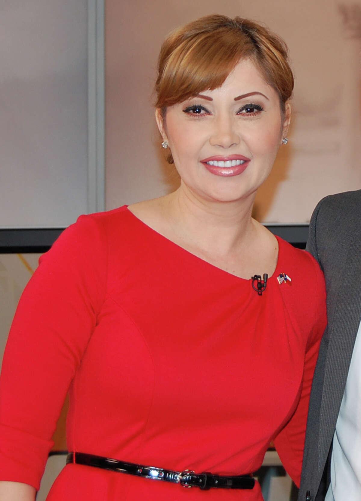 Miriam Martinez, candidate for governor.