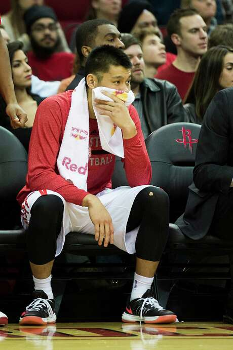 Guard Jeremy Lin and the Rockets will be able to catch their breath during a four-day break between games before hosting the Lakers on Wednesday. Photo: Smiley N. Pool, Staff / © 2014  Houston Chronicle