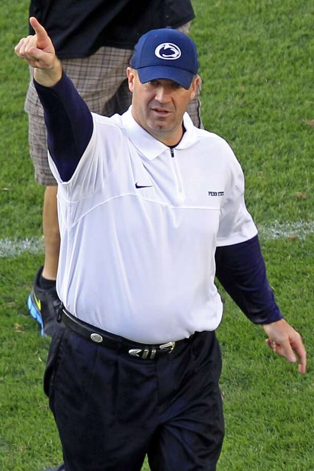 The Nittany Lions went 7-5 in 2013. Photo: Gene J. Puskar, Associated Press