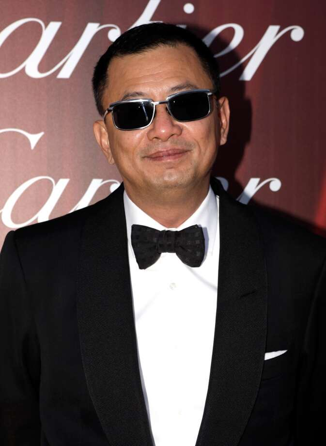 Filmmaker Kar Wai Wong arrives at the 25th annual Palm Springs International Film Festival awards gala at Palm Springs Convention Center on January 4, 2014 in Palm Springs, California.  (Photo by Jeff Vespa/Getty Images for PSIFF) Photo: Jeff Vespa