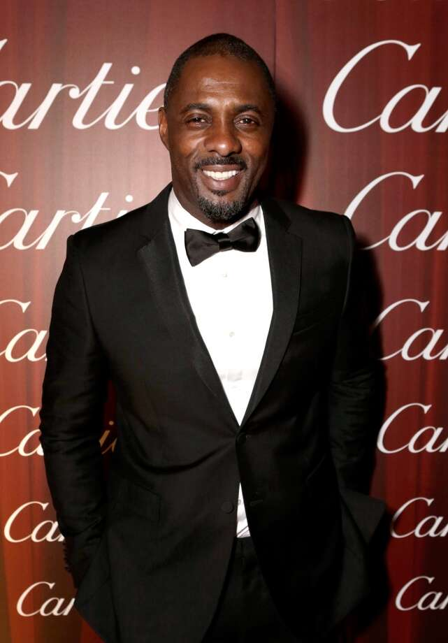 Actor Idris Elba arrives at the 25th annual Palm Springs International Film Festival awards gala at Palm Springs Convention Center on January 4, 2014 in Palm Springs, California.  (Photo by Jeff Vespa/Getty Images for PSIFF) Photo: Jeff Vespa