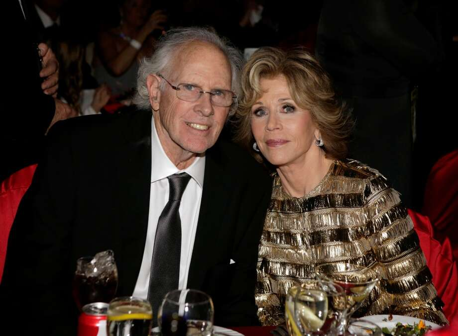 Actors Bruce Dern (L) and Jane Fonda attend the 25th annual Palm Springs International Film Festival awards gala at Palm Springs Convention Center on January 4, 2014 in Palm Springs, California.  (Photo by Jeff Vespa/Getty Images for PSIFF) Photo: Jeff Vespa, Getty Images For PSIFF