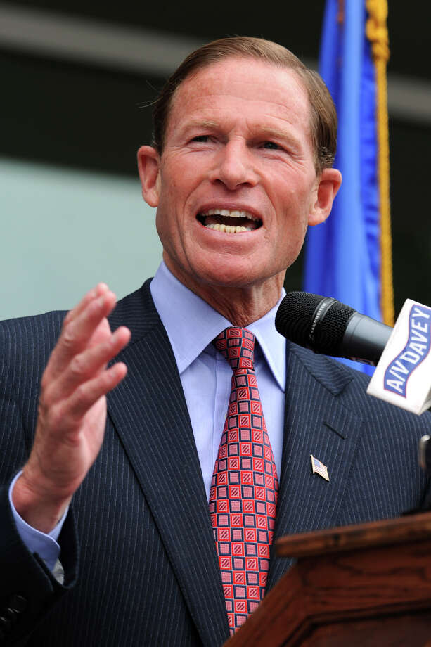 Sen. Richard Blumenthal Photo: Ned Gerard, File Photo / Connecticut Post