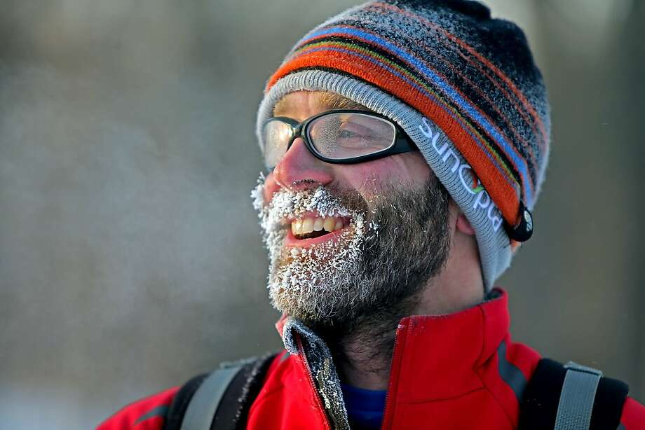 Only 25 percent of residents in the North Star State would head for warmer weather if given the chance, according to Gallup. Photo: Elizabeth Flores, Associated Press